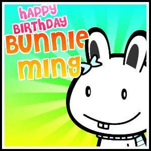HappyBirthday Ming